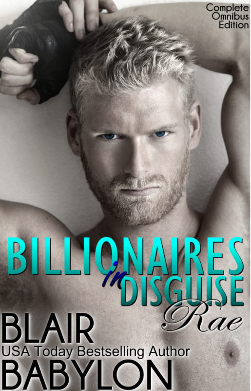 Billionaires in Disguise: Rae