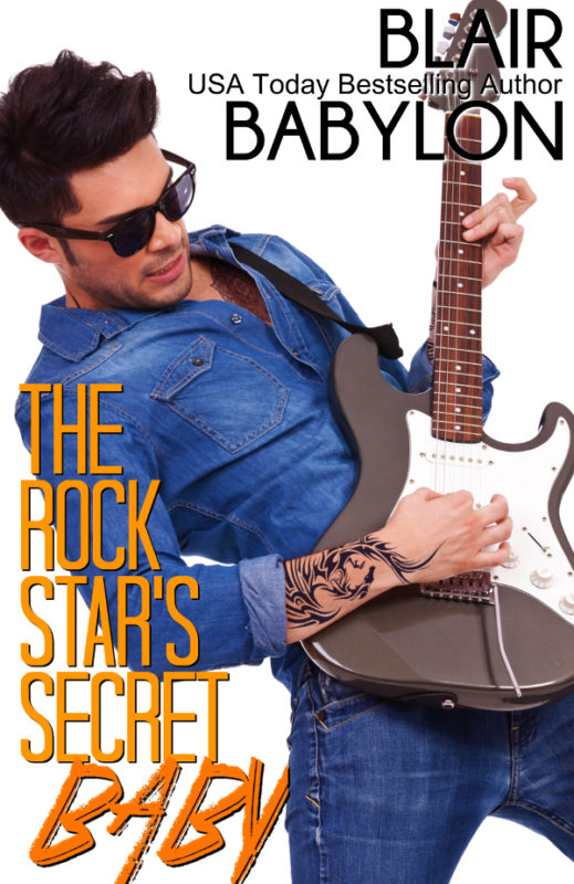 The Rock Star's Secret Baby