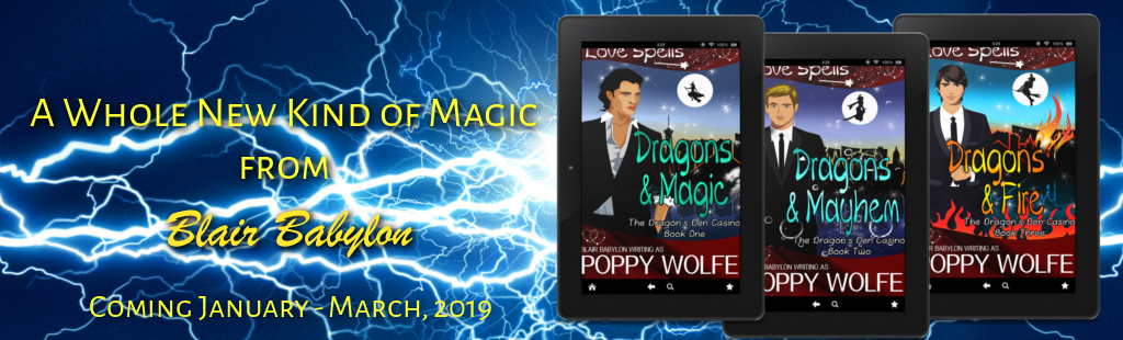 Paranormal Romance with Dragons and Witches