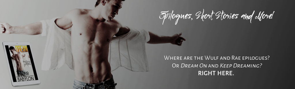 Dream On (Epilogues, Short Stories, and More!)