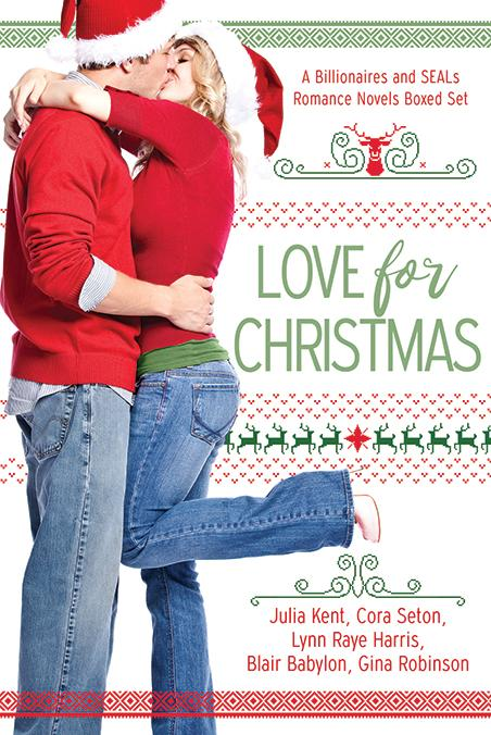 Love for Christmas (A Billionaires and SEALs Romance Novels Boxed Set)