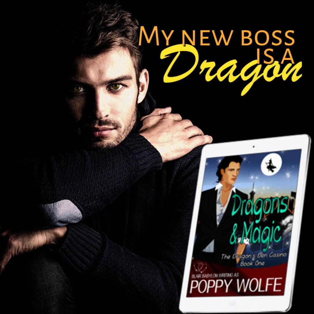 More about Dragons & Magic – Blair Babylon